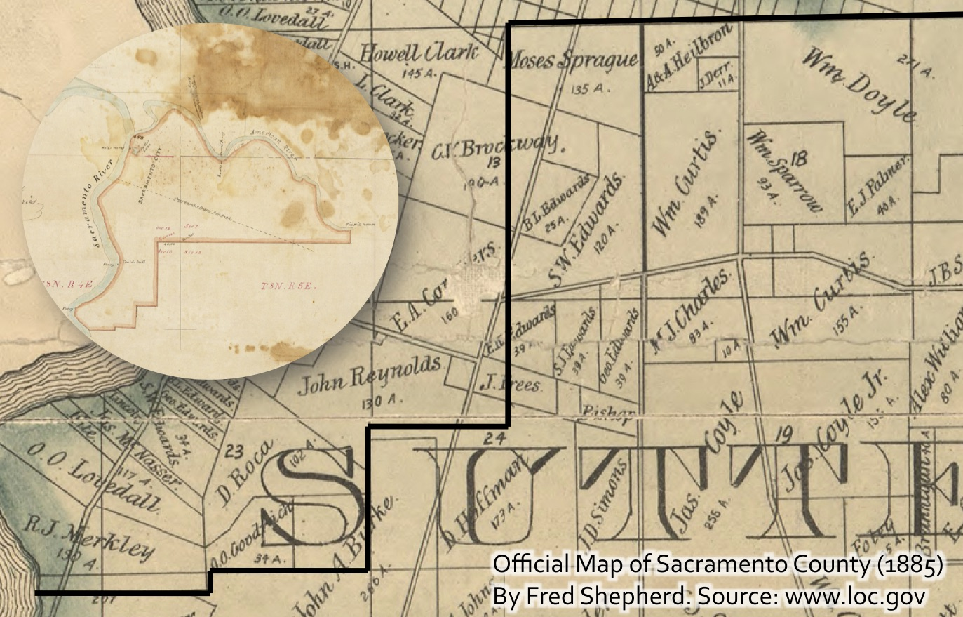 Sacramento was Stolen | Confluence